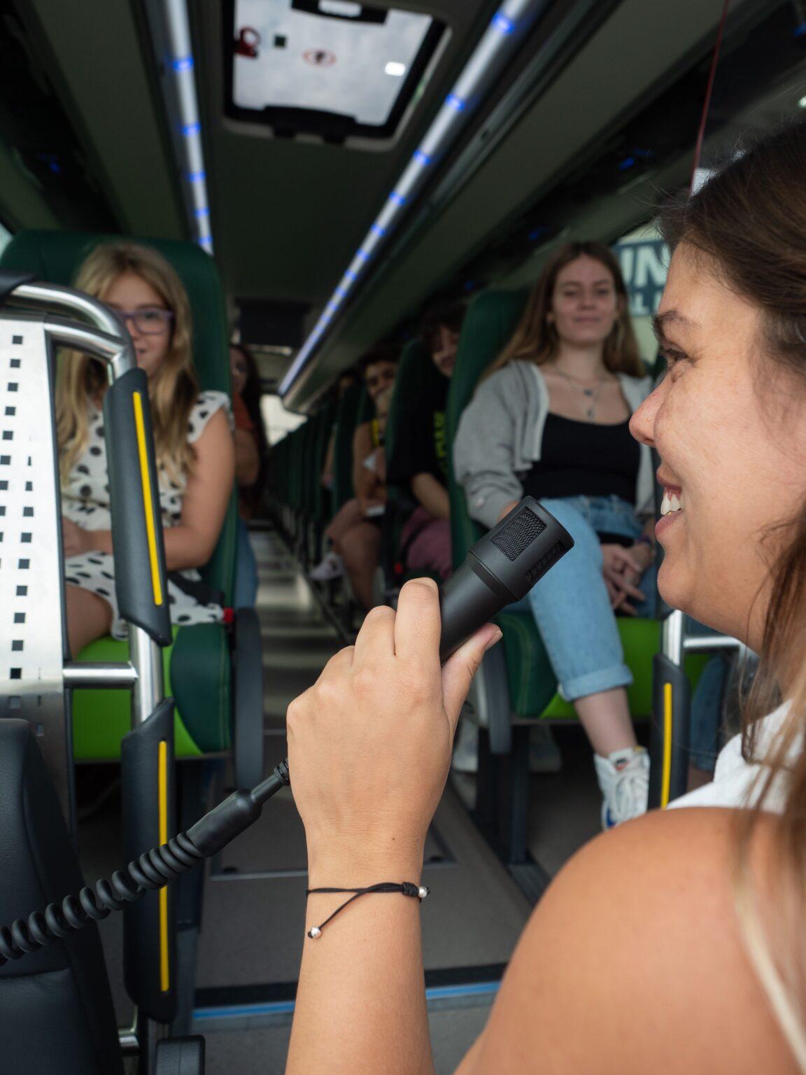 Alquiler de autocares en Barcelona para grupos