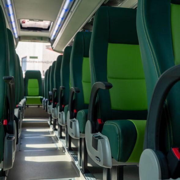 Calidad alquiler autocares escolares Barcelona