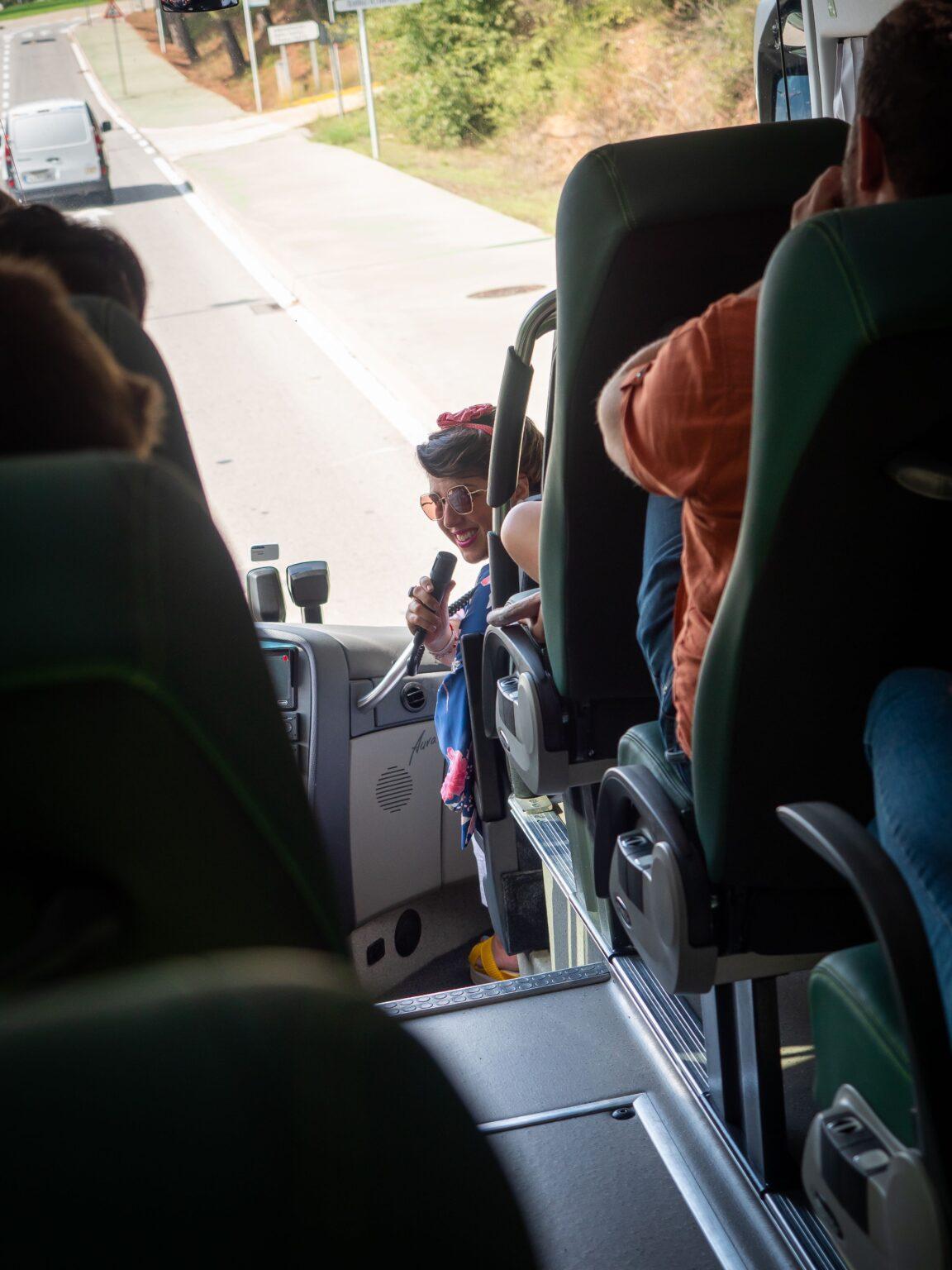 Lloguer d'autocar a Barcelona per a DMC
