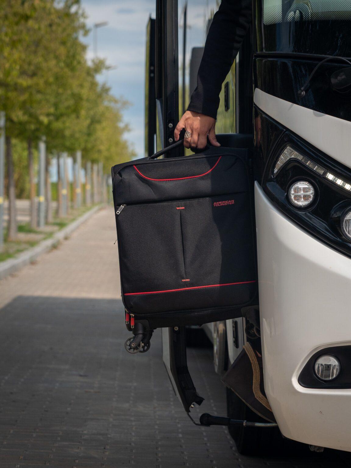 Alquiler autocar transfer Barcelona El Prat