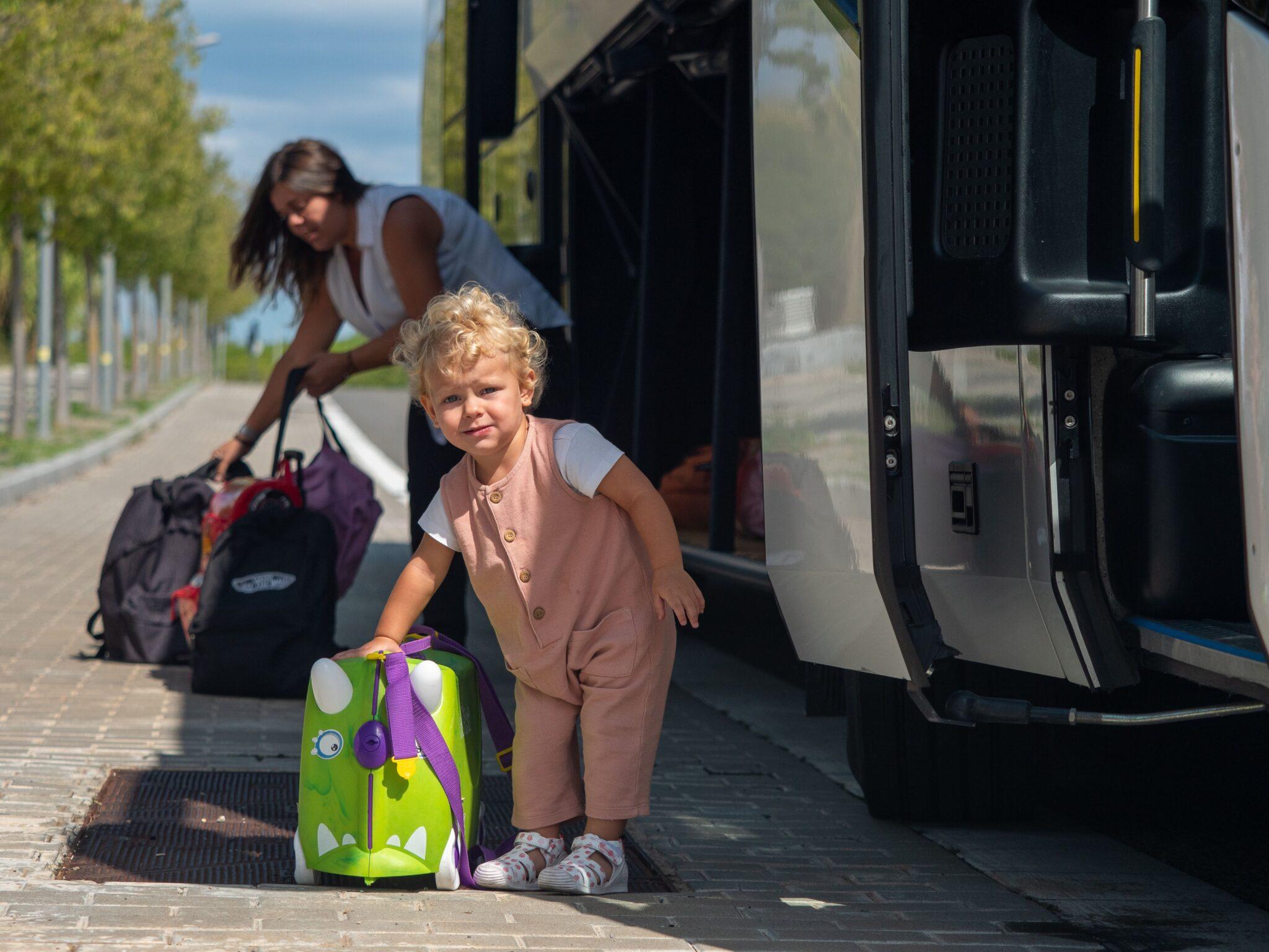 Autocars lloguer escoles Barcelona