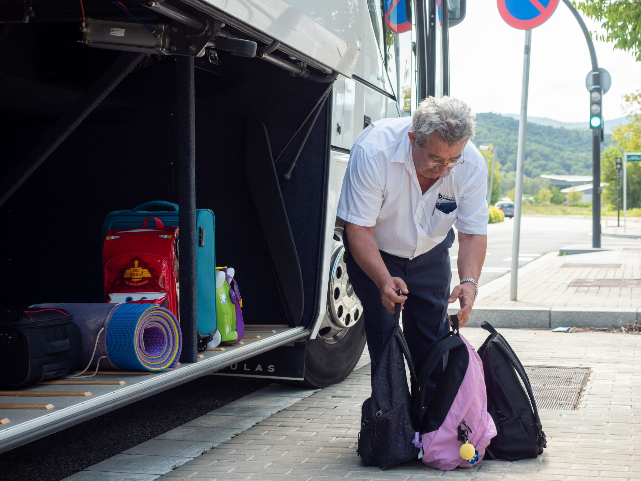 Alquiler autocares Barcelona para colegios