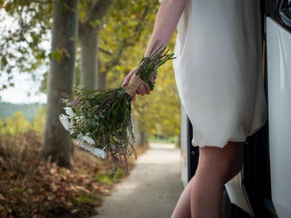 6 motivos para alquilar un autocar para vuestra boda