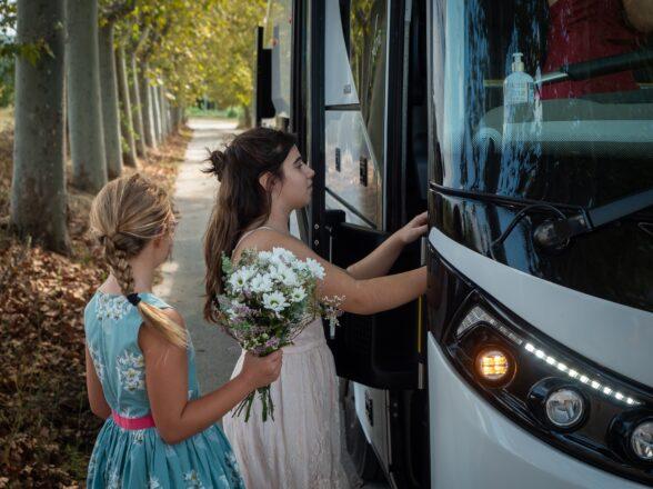 12 ocasiones para las que alquilar un autocar