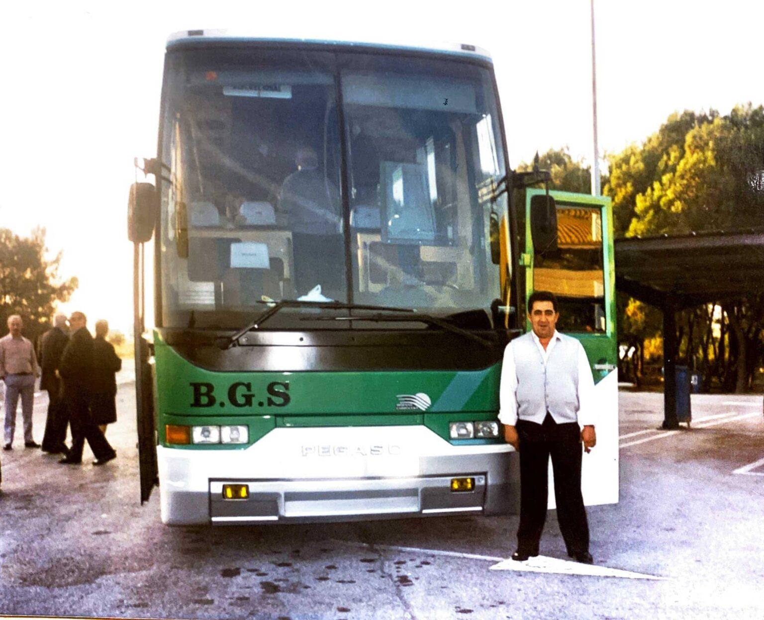 Historia Bernabe autocares Barcelona