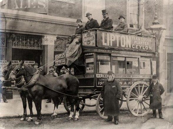 Omnibus y la historia de los autocares